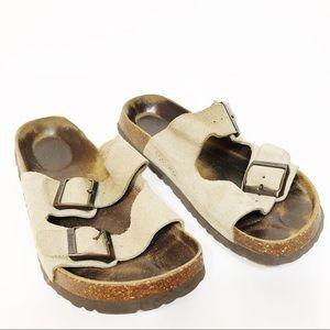 Birkenstock Betula Suede Sandals